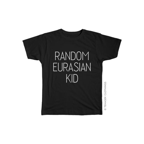 Random Eurasian Kid - Temasek Clothings