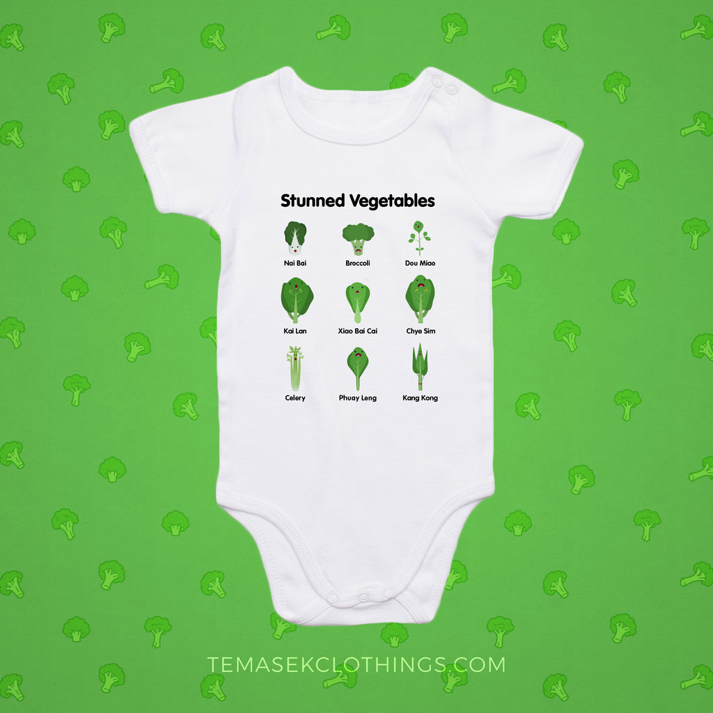 Temasek Clothings - Baby Onesie