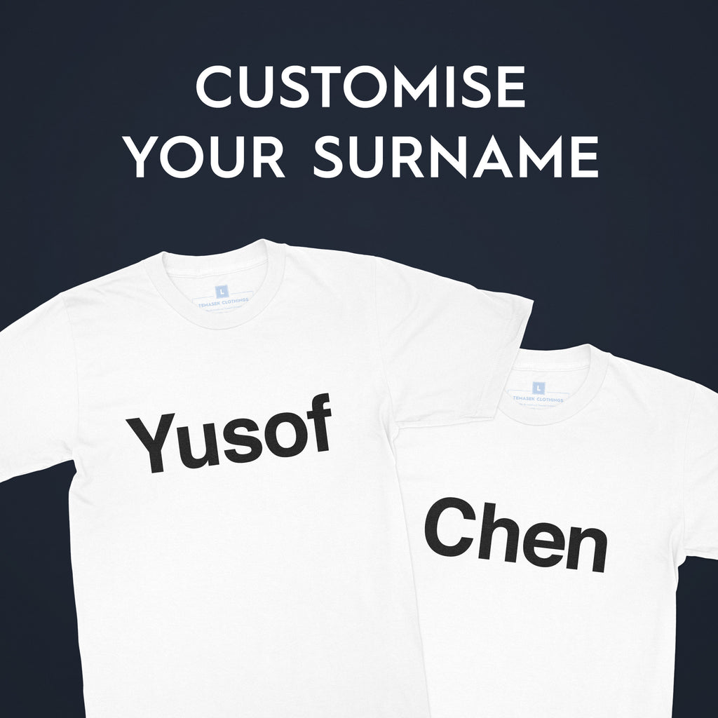 Temasek Clothings - T-shirt - Your Father
