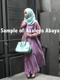 Azaleya Abaya in Teal Green in Size XL