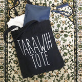 Limited Edition Tarawih Tote by Aliviyah Alkhaired
