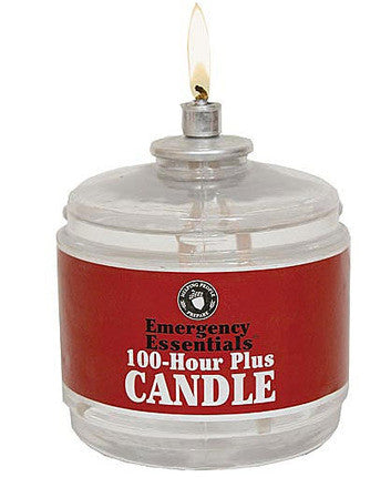 Clear Mist 100 Hour Emergency Candle (Candle)