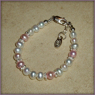 Addie - Sterling Silver Bracelet