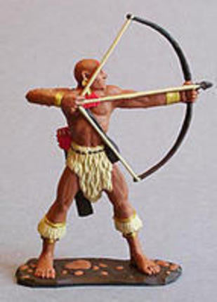 Lamanite Warrior (3-Inch Vinyl Action Figure)