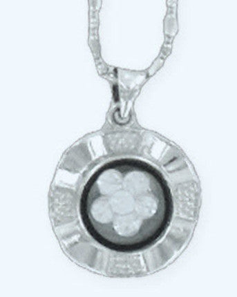 Baptism Spinner Necklace (Necklace)
