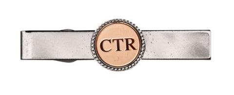 CTR Tie Bar (Gold & Silver)
