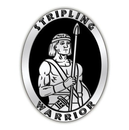 Aaronic Priesthood Stripling Warrior Tie Pin