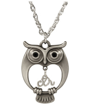 O, Be Wise CTR Necklace (Silver)