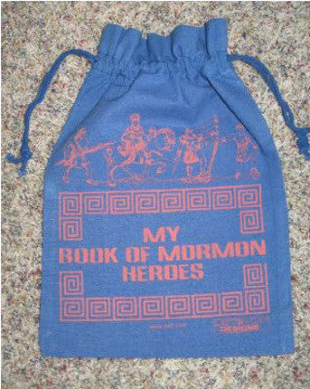 My Book of Mormon Heroes Carry Bag (Bag)