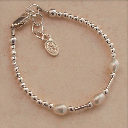 Blessing Bracelet (Rice Pearls)