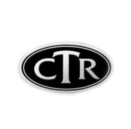 CTR Oval Missionary Tie Pin