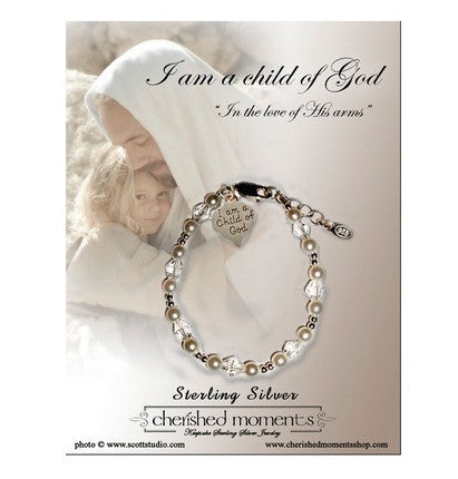 Child of God Bracelet (1-5 Years Old)