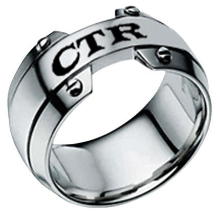 Gost CTR Ring (Size 9)