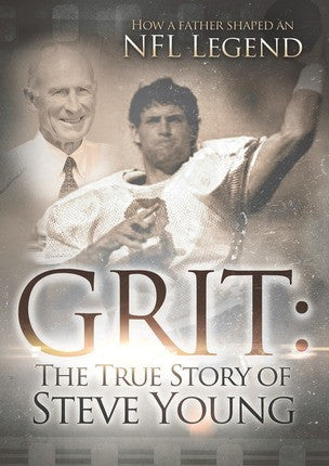Grit - The True Story of Steve Young (DVD)