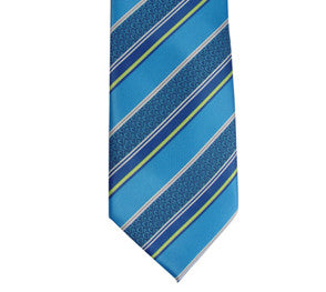 Men€™s CTR Royal Blue Stripe Tie