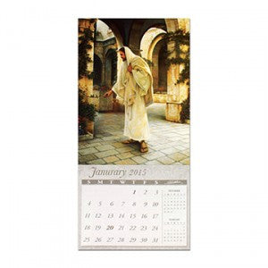 Constant Care 2015 Magnetic Calendar