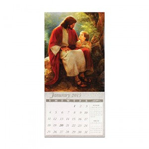 In His Light 2015 Magnetic Calendar