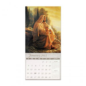 Alpha and Omega 2015 Magnetic Calendar