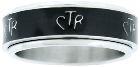 CTR Spinner Ring (Size 8.5)