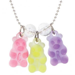 CTR Bears Necklace