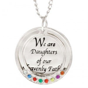 Daughters of Virtue Necklace