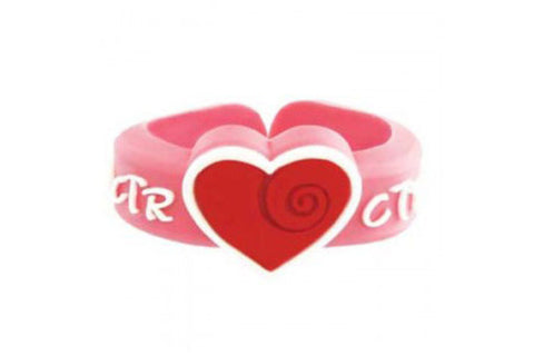 Adjustable Heart CTR Ring (Accessory)