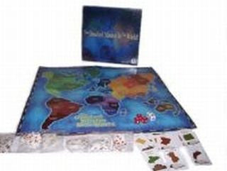 MISSIONARY NOVELTY C GREATEST MISSION IS THE WORLD MORMON LDS FAMILY GAME  L