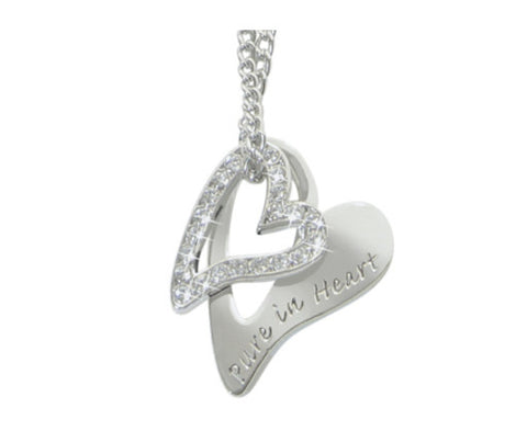 Pure in Heart Necklace (Necklace)