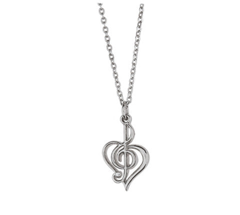 Song of the Heart Necklace (Necklace)