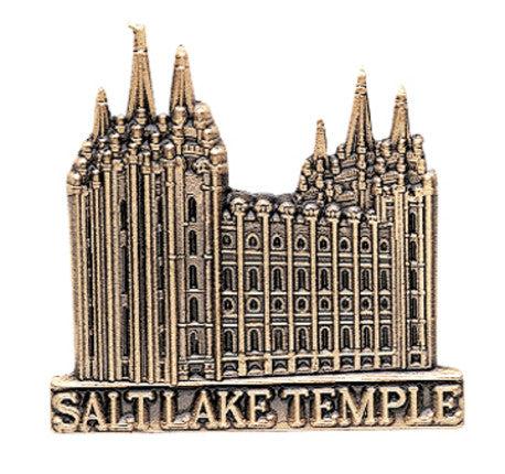 Salt Lake Temple Tac Pin (Pin)