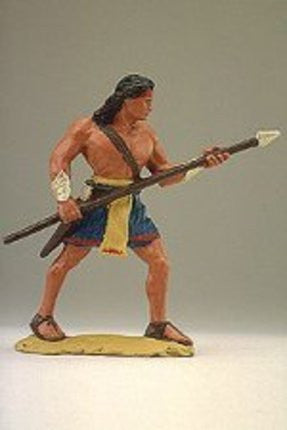 Blue Stripling Warrior (Action Figure)