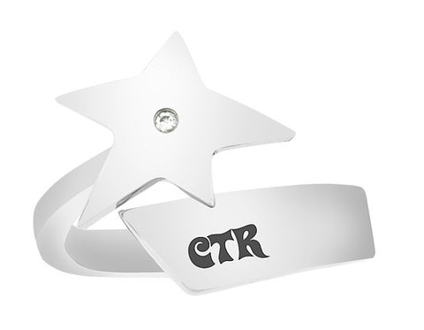 Super Star CTR Ring (Size 5.5)