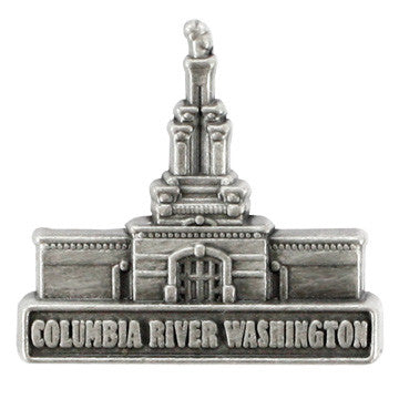 Columbia River Washington Pin