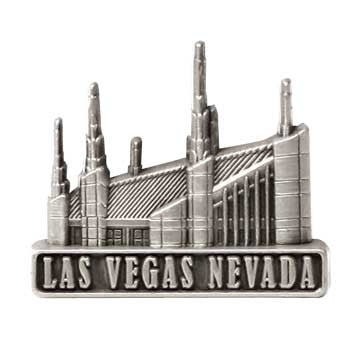 Las Vegas Nevada Temple Pin