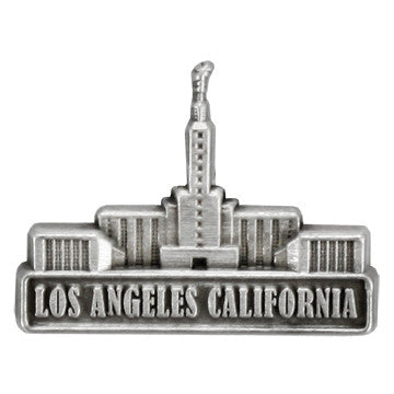 Los Angeles California Temple Pin/Tie Tac
