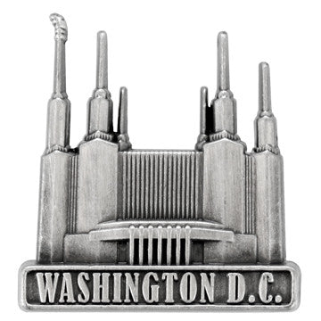 Washington D.C. Temple Pin / Tie Tac