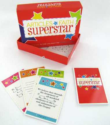 Articles of Faith Superstar (Game)