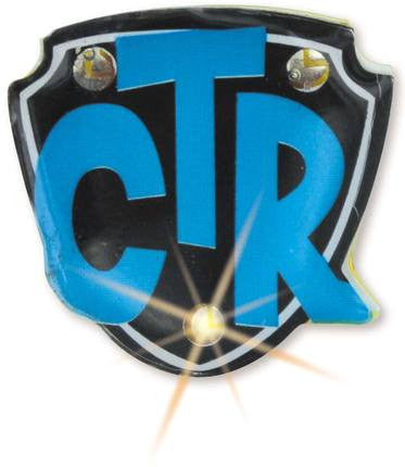 CTR Light-Up Tie Tac (Black)