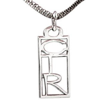CTR Square Necklace (Necklace)