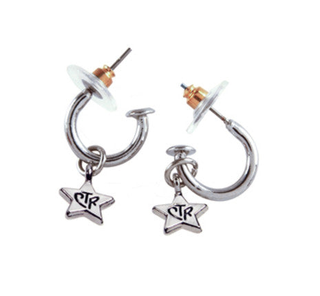 Star CTR Earrings (Earrings)