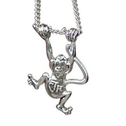 CTR Monkey Necklace (Necklace)