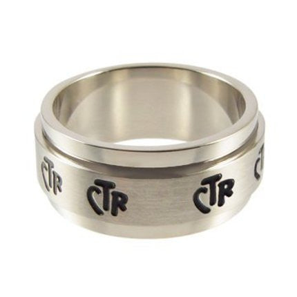 CTR Spinner Ring, Wide (Size 9)