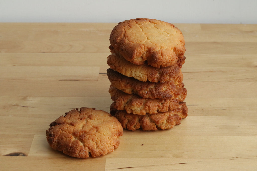 Gluten-free Lemon Cookie (Paleo Friendly!)