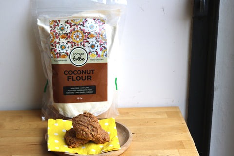 Salty Paleo Cookie (Gluten & Grain free)