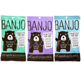 The Carob Kitchen - Banjo The Carob Bear - Original 15g/each - FoodCraft Online Store
