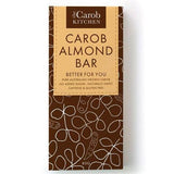 The Carob Kitchen - Carob Almond Bar 80g - FoodCraft Online Store