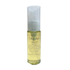 Swedish's Handmade Body Care Face Oil 50ml - FoodCraft Online Store