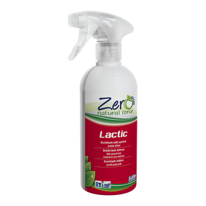 Zero Natural Force LACTIC Detergent -multipurpose natural Acid Disinfectant (500ml) - FoodCraft Online Store