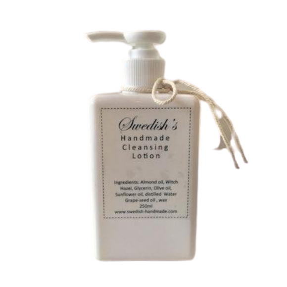 Swedish's Handmade Cleansing Lotion - FoodCraft Online Store