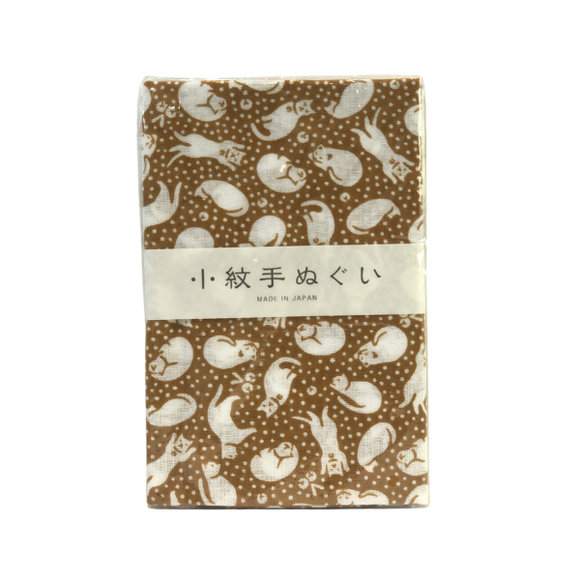 Tenugui (手ぬぐい) hand wiping cloths - MYM33354 - FoodCraft Online Store